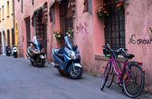 Итальянский транспорт — Стоковое фото