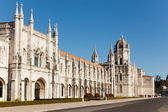 Jerónimos Monastery in Lisbon — Stock Photo