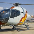 Spanish Army Eurocopter 120 - Stock Photo