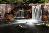 Lake Katherine Waterfall — Stock Photo