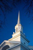 Stretching steeple — Stock Photo
