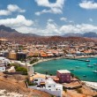 Mindelo, Cape Verde, cityscape — Stock Photo #10130091