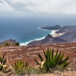 Stock Photo: Monte Verde on Sao Vicente, Cape Verde islands