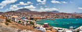 Mindelo, Cape Verde, cityscape — Stock Photo