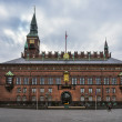 Copenhagen city Hall — Stock Photo