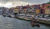Duoro nehri, porto panoraması — Stok fotoğraf