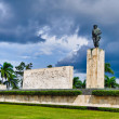 Che GuevarMonument, Plazde lRevolution, SantClara, Cuba — Stock Photo #8642580