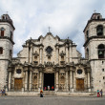 Havana Cathedral: Virgen Maria de la Concepcion Inmaculada. Cuba — Stock Photo #8642827