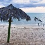 Beach at Trinidad, Cuba — Stock Photo
