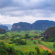 The beautiful Vinales Valley in Cuba. — Stock Photo