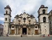 Havana Cathedral: Virgen Maria de la Concepcion Inmaculada. Cuba — Stock Photo