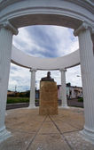Hemingway memorial in Cojimar, Cuba — Stock Photo
