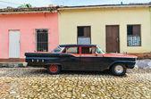 Trinidad, Cuba. View of Trinidad street — Stock Photo