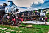 Tourist sugar trains, Santa Clara, Cuba — Stock Photo
