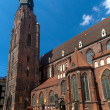 St. Elisabeth's Church, Wrocław - Stock Photo