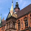 Stock Photo: The City Hall, Wroclaw, Poland