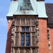 The City Hall, Wroclaw, Poland — Stock Photo
