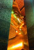 Wat pho buda uzanmış bangkok — Stok fotoğraf