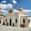 Church in Paleohora on Crete - ストック写真