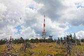 Brocken berg in Harz,Germany — Stock Photo