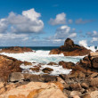 Canal Rocks, Yallingup, Western Australia — Stock Photo