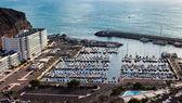 Panorama of Puerto Rico, Gran Canaria — Stock Photo
