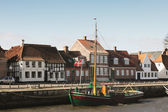 City of Ribe, Denmark — Stock Photo