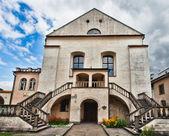 Old Synagogue Izaaka in Kazimierz district of Krakow, Poland — Stock Photo
