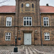 Old city hall in Holstebro, Denmark — Stock Photo #9408244