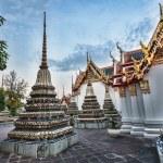 Wat Pho temple, Bangkok, Thailand — Stock Photo #9458932