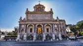Fontana dell' Acqua Paola, Rome — Stock Photo
