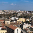 Panorama of Rome, with skyline of Vittorio Emanuele, Piazza Vene — Stock Photo