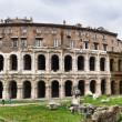 Постер, плакат: Theatre of Marcellus in Rome
