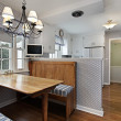 Kitchen with eating area — Stock Photo #8655981
