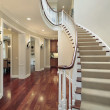 Foyer with butler's pantry — ストック写真 #8657621