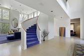 Foyer in modern home — Stock Photo