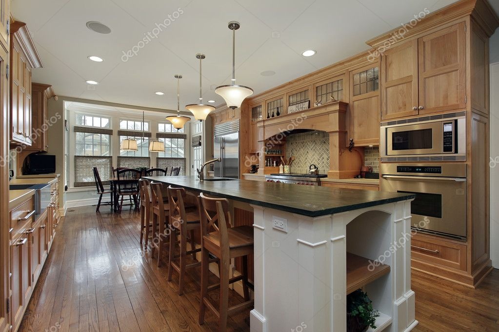 Impressive Large Galley Kitchen with Island 1023 x 682 · 245 kB · jpeg