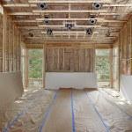 neues Haus im Bau — Stockfoto #8689295
