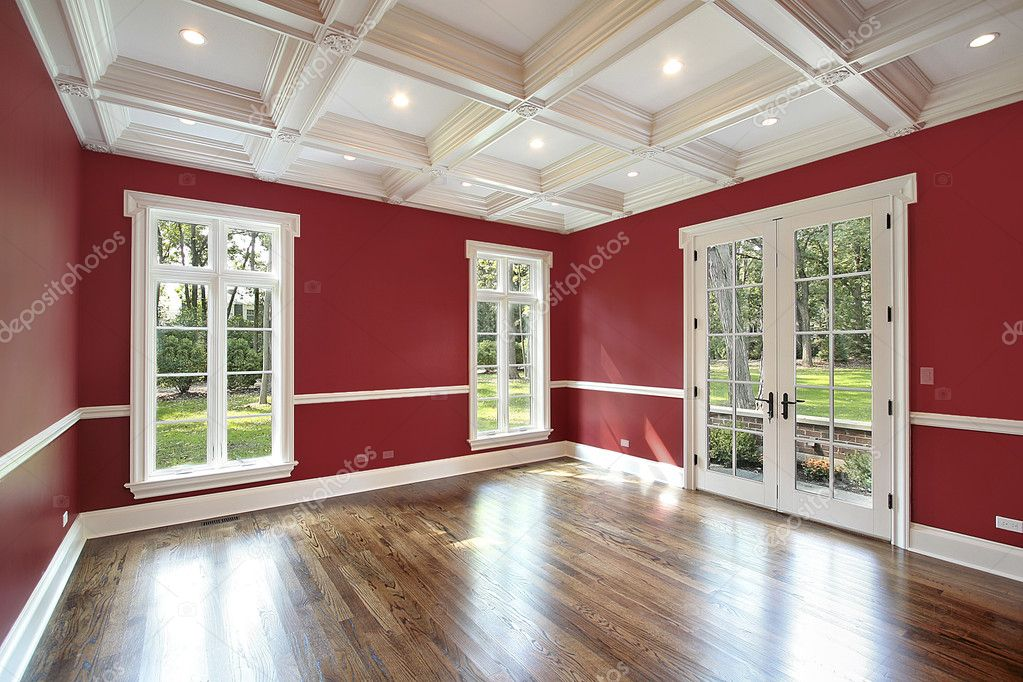 library with red walls stock photo lmphot 8682347