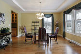 Dining room with butler's pantry — Stockfoto