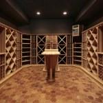 ������, ������: Wood wine cellar