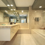 Luxury master bath — Stock Photo #8702502
