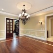 Dining room in new construction home — Stock Photo #8710027