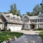 Luxury home — Stock Photo