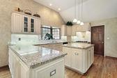 Küche in Luxusvilla — Stockfoto