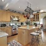 Modern kitchen — Stock Photo #8727608