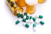 Conteneurs de pilule — Photo