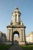 Trinity College in dublin — Stockfoto