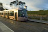 Laus Tram — Stock Photo