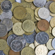 Different coins — Stock Photo #8642709
